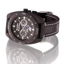 Купить <b>Мужские часы AA</b> Wooden Watches Moon Blackwood S2 ...