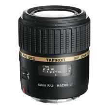 <b>Объектив Tamron</b> SP <b>AF</b> 60mm F/2.0 Di II LD Macro <b>CANON EF</b>-S ...