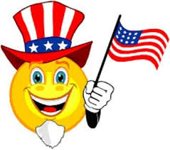 Image result for emoticons patriotic