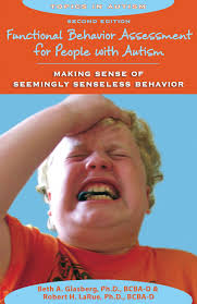 book review of functional behavior assessment for people book review of functional behavior assessment for people autism making sense of seemingly senseless behavior 9781606132043 foreword reviews
