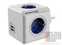 Сетевой <b>разветвитель Allocacoc Powercube Original</b> на 4 ...