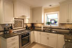 kitchen cabinets with granite countertops: image of popular pictures of white kitchen cabinets with granite countertops