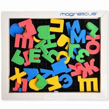 <b>Обучающий набор</b> Мягкие магнитные <b>буквы</b> с игровыми заданиями
