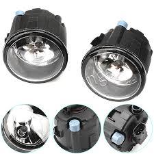 <b>2 pcs Fog Lights For</b> Nissan Tiida Note Juke Patrol Murano Cube X ...