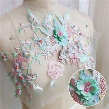 <b>Lace</b> Sewing <b>Appliques</b> for sale   eBay