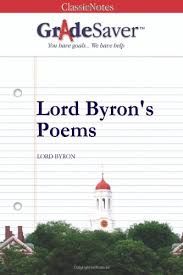 "lord byron    s poems ""she walks in beauty  like the night"" summary    lord byron    s poems"