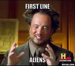 Ancient Aliens Invisible Something Meme Generator - DIY LOL via Relatably.com
