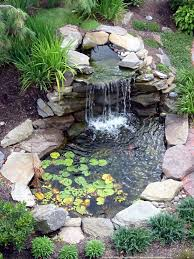 diy patio pond: small diy pond is a great weekend project to make your backyard even cooler than it
