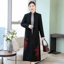 <b>YICIYA</b> Black Wool <b>Coat</b> Women <b>Winter</b> Clothes Woolen <b>Jacket</b> ...