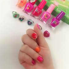 Beauty & Fashion Toys 2019 New <b>Disney water soluble</b> finger color ...