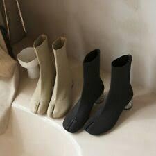 <b>Split Toe</b> Shoes in <b>Women's</b> Boots   eBay