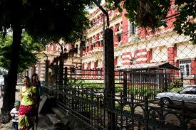heritage conservation a tale of two cities frontier myanmar the street was demolished in 2007 and replaced by a luxury housing and shopping centre called lee tung avenue the tenants are mostly high end chain stores