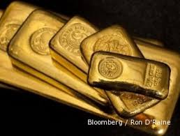 Hasil gambar untuk Emas Menembus Diatas Level $ 1.100