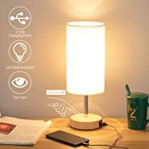 bedside lamp with usb port - Amazon.com