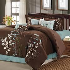 chocolate brown encompasses bedroom