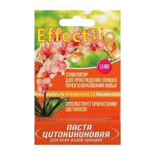 <b>Паста цитокининовая EffectBio</b> ЭффектБио для орхидей 1,5 мл ...