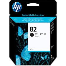 <b>HP</b> CH565A <b>Designjet</b> 510 No.<b>82 Black</b> Ink Cartridge (69ml)