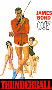 JAMES BOND: THUNDERBALL (1965)