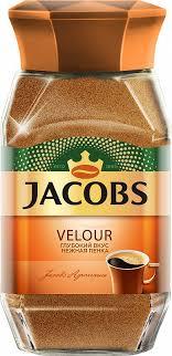 <b>Кофе растворимый Jacobs Velour</b>