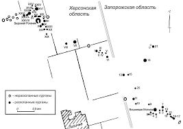 Посуда из скифских погребальных комплексов Рогачикского ...