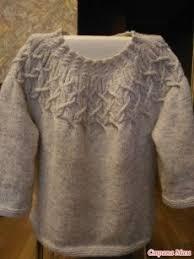 вяжем спицами зима-осень | Knitting 1 | Вязание, <b>Свитер</b> и ...