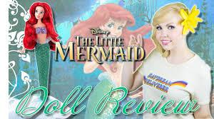 <b>Кукла Дисней Ариэль</b> (Обзор на русском языке) | Classic Disney ...