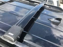 <b>Багажные поперечины</b> INTER Aero Star для рейлингов Hyundai ...