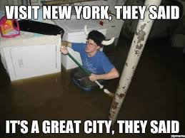 Visit New York They Said… | WeKnowMemes via Relatably.com