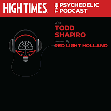 HIGH TIMES THE Psychedelic Podcast