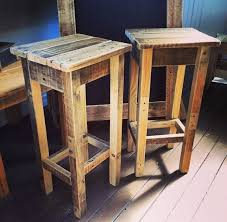 table bar height chairs diy: pallet bar stool  pallet bar stool