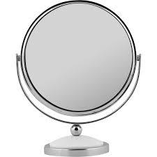 <b>Зеркало косметическое настольное</b> увеличительное 15 см в ...