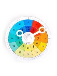 Конструктор часы с вкладышами Распорядок дня Мишки Classic ...