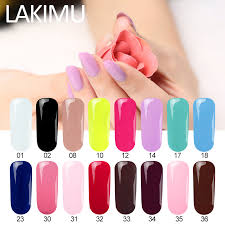 Lakimu Красочные серии <b>Pure</b> 24 Цвета гель <b>лак для ногтей</b> ...