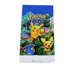 <b>10PCS</b> Kids Favors <b>Pokemon</b>/<b>Pikachu</b> Plastic Disposable <b>Forks</b> ...