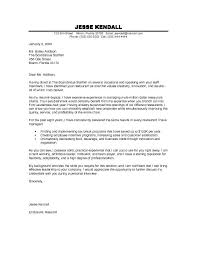 free restaurant manager cover letter example sample cover letters for resumes free
