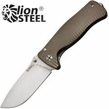 <b>Нож Lion Steel SR2</b> B | Купить <b>ножи</b> Лион Стил