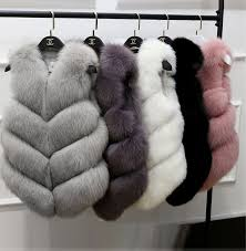 Special Price For <b>fox</b> fur vest with hood ideas and get free shipping ...