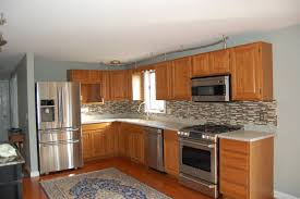 How Reface Kitchen Cabinets Furniture Lovely Wooden Kitchen Cabinet Refacing With Sink Under