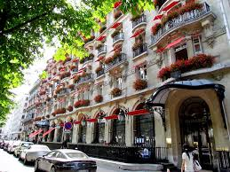 A Night at the Plaza Athénée, <b>Paris</b> - <b>World Luxury</b> Hotel Awards