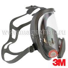 Полная <b>маска</b> 3М серии 6000 (размер 6700, 6800, 6900) 14 000 ...
