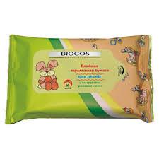 Влажная <b>туалетная бумага BIOCOS</b> для детей | Отзывы ...