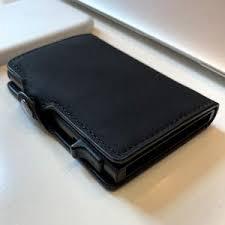 EasyAccess RFID Blocking <b>PU Leather Wallet</b> - Happiness Idea