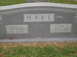 floyd jackson hall 1906 1969 a grave memorial floyd jackson hall