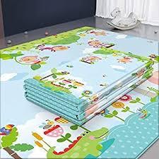 Arkmiido Baby Play Floor mat, Folding XPE Baby mat ... - Amazon.com