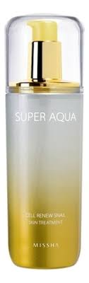 <b>Регенерирующий тоник для лица</b> Super Aqua Cell Renew Snail ...