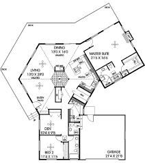 Montbrook Ranch Home Plan D    House Plans and MoreRanch House Plan First Floor   D    House Plans and More