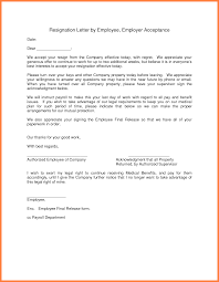 employer acceptance letter bussines proposal  employer acceptance letter month notice resignation acceptance letter incredible design format resigning from job of company png
