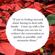 ways to cope holiday stress international bipolar foundation 2
