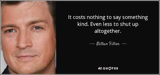 Nathan Fillion Quotes. QuotesGram via Relatably.com
