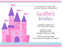 ideas for princess birthday invitations all invitations ideas princess birthday invitations template